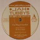 "Jah Tubbys - Uk Kenny Knots - The Roots Squad - The Roots Squad - The Roots Squad Too Much Gunshot - Version - Upstanding - Version 2 X Uk Dub 10"" rv-10p-00339"