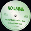"No Label - Uk Pablo Gad Hard Times - Dub - Gun Fever - Dub Hard Times Reggae Hit 10"" rv-10p-00356"