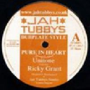 "Jah Tubbys - Uk Ricky Grant - Unitone - Jacin Pure in Heart - Version - Homeward Step - Version X Uk Dub 10"" rv-10p-00896"