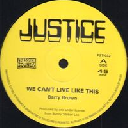 "Justice - Pressure Sounds - Uk Barry Brown - Aggrovators We Cant Live Like This - Extended - From Creation i Man There - Extended X Oldies Classic 10"" rv-10p-01371"