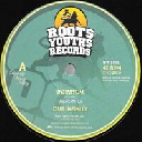 "Roots Youths - Uk Vibronics - Daddy Teacha infinitum - Testing Times Ahead X Uk Dub 10"" rv-10p-01672"
