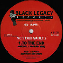 "Black Legacy - Uk Keety Roots To The End - Dub Over Evil - Verse 2 X Uk Dub 10"" rv-10p-01688"