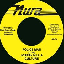 "Nura - Fr Joseph Hill - Culture Police Man - Version X Early Digital 7"" rv-7p-04876"