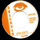 "Observer - Uk Heptones Through The Fire - Version X Oldies Classic 7"" rv-7p-09138"