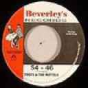 "Beverley - Uk Toots - The Maytals 54 46 - Pressure Drop 54 46 Oldies Classic 7"" rv-7p-09425"