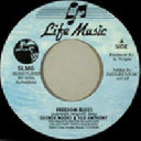 "Tuff Scout - Uk Ramon Judah - Tuff Scout All Stars Truth And Rights - Version X Reggae Hit 7"" rv-7p-09693"