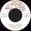 "Top Ranking Sounds - Uk David Jahson - inner Circle Jah Rastafari - Tafari Dub Jah Rastafari Oldies Classic 7"" rv-7p-10586"