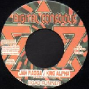 "Digital Conscious - Us Jah Ragga - King Alpha Road Runner - Dub Runner X Uk Dub 7"" rv-7p-10636"