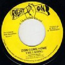 "Right On - Uk i Kong - King Tubby Zion Come Home - Version X Oldies Classic 7"" rv-7p-11307"
