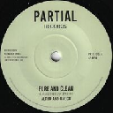"""Partial - Uk Alpha And Omega Pure And Clean - Dub X Uk Dub 7"""" rv-7p-11312"""
