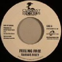 "Chimney Records - Eu Tarrus Riley - Agent Sasco Feeling Free - Start War Raw Cut Dancehall Hit 7"" rv-7p-11536"