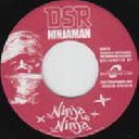 "Down Sound - Eu Ninja Man Ninja Mi Ninja - Version Ninja Mi Ninja Dancehall Hit 7"" rv-7p-12026"