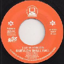 "Digital Traders - Uk Jah Warrior Babylon Shall Fall - Version X Uk Dub 7"" rv-7p-12444"