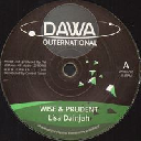 "Dawa Outernational - Fr Lisa Dainjah - Dawa Hifi Wise And Prudent - Version X Uk Dub 7"" rv-7p-13368"
