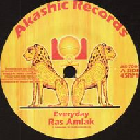 "Akashic - Us Ras Amlak - Jah Sonic Everyday - Dub X Uk Dub 7"" rv-7p-13818"