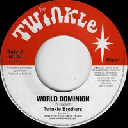 "Twinkle - Uk Twinkle Brothers World Dominion - Version X Reggae Hit 7"" rv-7p-14643"