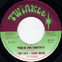 "Twinkle - Uk Twinkle Brothers Who is The Terrorist - Version X Reggae Hit 7"" rv-7p-14644"