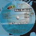 "Blakamix - Uk Mali Blakamix Retaliation - Dub X Uk Dub 7"" rv-7p-15228"