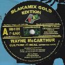 "Blakamix - Uk Wayne Mcarthur Culture Fi Real - Dub X Uk Dub 7"" rv-7p-15229"