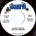 "Black Scorpio - Top Ranking Sound - Au Johnny Clarke Sit Down And Wonder - Version Remix X Early Digital 7"" rv-7p-15306"