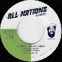 "All Nations - Fr William Stepper - Little R - Simon Nyabin No Place On The Boat - Place On The Dub X Uk Dub 7"" rv-7p-15310"