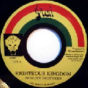 "ital - Fr African Brothers Righteous Kingdom - Version X Oldies Classic 7"" rv-7p-15361"