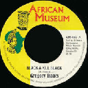 "African Museum - Uk Gregory isaacs Black A Kill Black - Version X Oldies Classic 7"" rv-7p-15369"