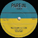 "Partial - Uk Orville Smith - Manasseh Walking On Tightrope - Version X Uk Dub 7"" rv-7p-15371"