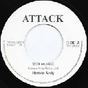 "Attack - Uk Horace Andy This World - Dub X Oldies Classic 7"" rv-7p-15372"