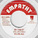 "Empathy - A Lone - Eu Willi Williams - Lone Ark Riddim Force Dont Show Off - Messsenger Dub X Reggae Hit 7"" rv-7p-15378"