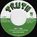 "Truth - A Lone - Eu Willi Williams - Lone Ark Riddim Force See it Deh - Creation in Dub Part 2 See it Deh Reggae Hit 7"" rv-7p-15379"