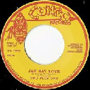 "Congo - Jah Fingers - Uk Two Plus One Jah Say Love - Version X Oldies Classic 7"" rv-7p-15390"