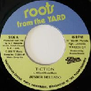 "Roots From The Yard - Vp - Us Junior Delgado - Deb Music Players Tiction - Version Mr Skabeana Oldies Classic 7"" rv-7p-15430"