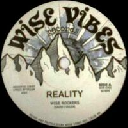 "Wise Vibes - Eu Wise Rockers Reality - Version X Uk Dub 7"" rv-7p-15436"