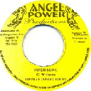 "Angel Power - Ja Orville Roots Piper Song - Version X Reggae Hit 7"" rv-7p-15722"