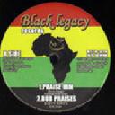 "Black Legacy - Uk iyah Bingy - Keety Roots Praise Him - Dub Praises - Psalms 95 - Psalms in Dub X Uk Dub 10"" rv-10p-00486"