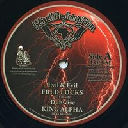 """Black Redemption - Us Fred Locks - King Alpha - Ras Mcbean Evil And Evil - Dubwise - Stay Away - Dubwise X Uk Dub 10"""" rv-10p-01115"""