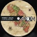 """Moonshine Recordings - Eu Saralene - Vibronics Let Love Be Your Guide - Dub X Uk Dub 7"""" rv-7p-15045"""
